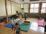 4月28日(火) 体育遊び(年長グループ)