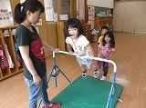 5月26日(火) 体育遊び(年長グループ)