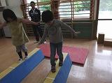 6月9日(火) 年長グループ体育遊び