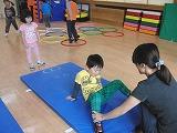 6月23日(火) 体育遊び(年長グループ)