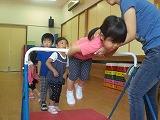 9月1日(火) 年長グループ体育遊び