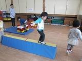 1月12日(火) 3・4・5歳児体育遊び